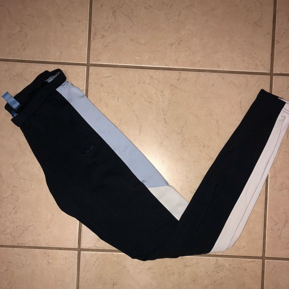 Adidas Leggings Marineblau |